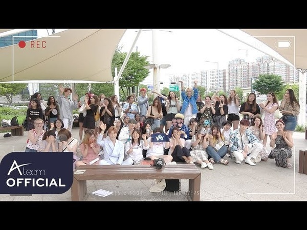 VCAM(브이캠) EP.90_Behind 'Give me more' Promotion