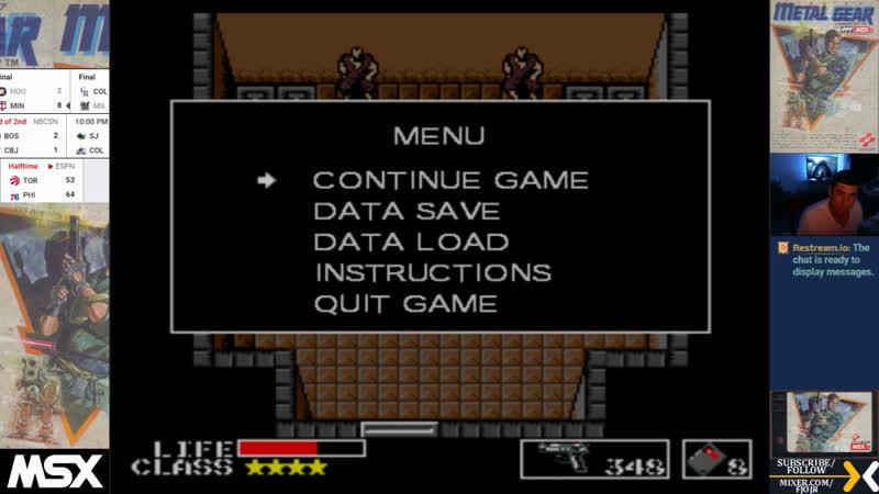 METAL GEAR (MSX): LIVE PS2 XBOX PS3 XBOX360