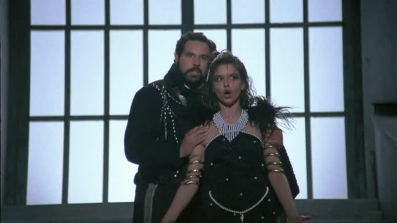 Claudio Simonetti Crows Dario Argento's Opera movie excerpt 1987