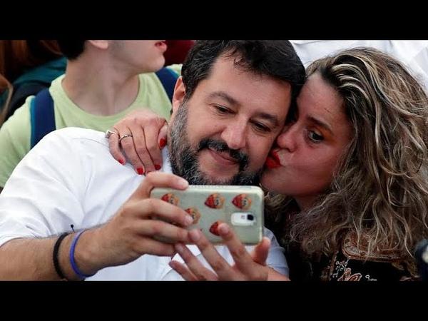 Matteo Salvini na pas dit son dernier mot et repart à la conquête du pouvoir