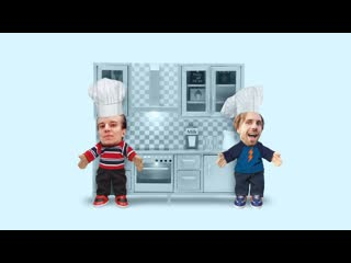 Кухня DTF: готовим вместе со зрителями