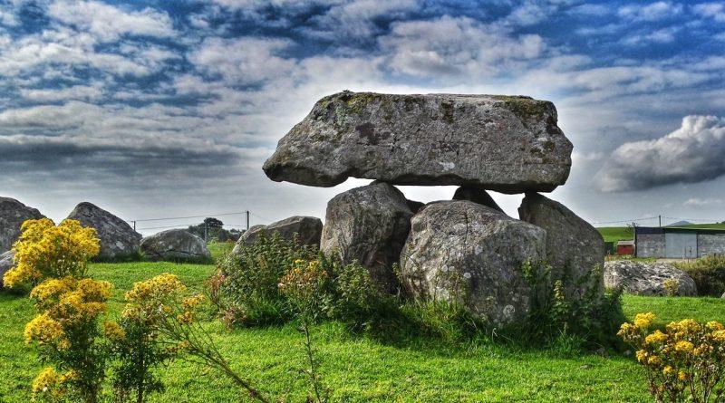 Ирландия. Мегалиты изумрудного острова