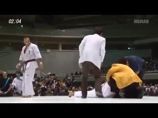 #djema_belkhodja #france _ the story of a ruthless kyokushin karate gladiator (1)