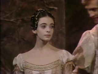 Alessandra Ferri & Wayne Eagling ( Romeo and Juliet )1984(3)
