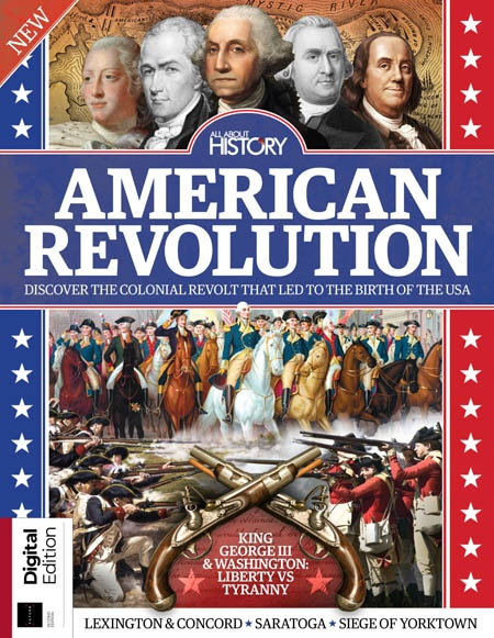 All About History American Revolution Ed2 2019