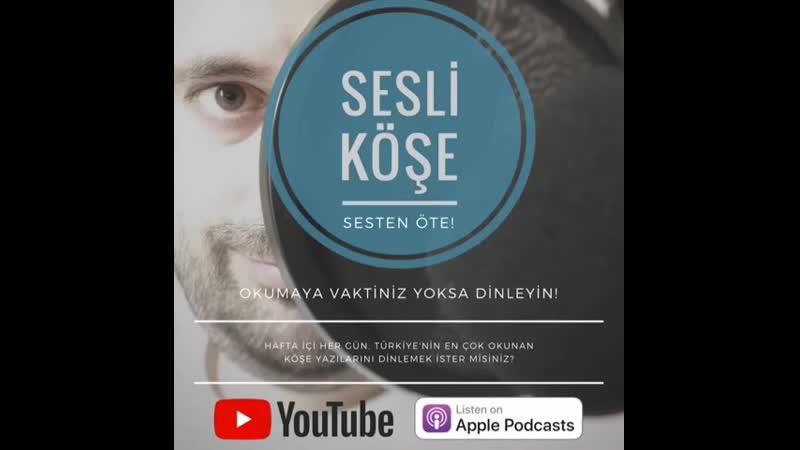 Sesli Köşe 5 Temmuz 2019 Cuma - Rıfat Serdaroğlu 4 YIL DAHA KALSIN!.mp4