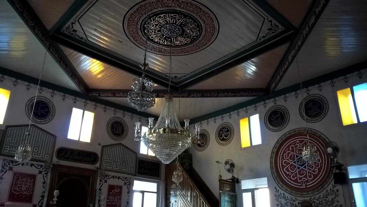 Старинная мечеть во Фригии