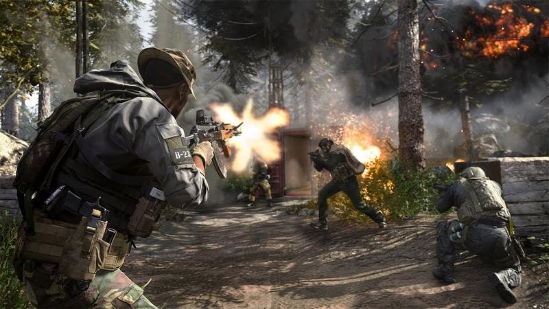Call of Duty®: Modern Warfare® | Multiplayer Reveal Trailer