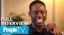 This Is Us' Sterling K Brown On Show's Success Career Journey PeopleTV Entertainment Weekly