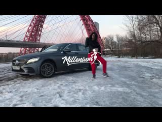 MILLENIUM Киров | Iggy Azalea - Kream | Choreography by MILENA EVDOKIMOVA | Танцы Jazz-Funk