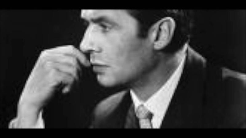 Cesare Siepi; Son lo spirito che nega; Mefistofe Arrigo Boito