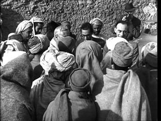 British Delegation In India (1940-1949)