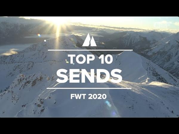FWT20 TOP 10 SENDS