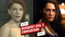 Resident Evil 3 Comparison Remake vs Original 1999
