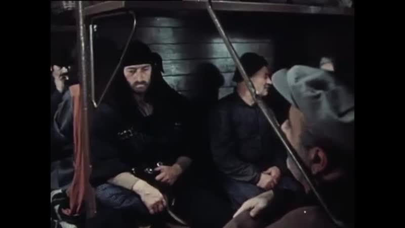 Берега. 6 серия (Грузия-фильм, 1977). Драма, экранизация _ Золотая коллекция