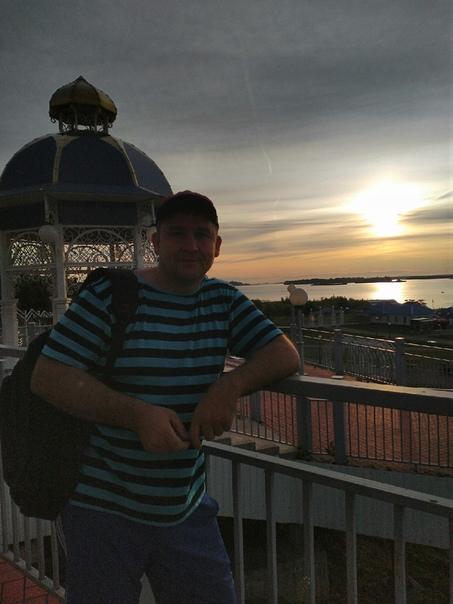Владимир Путинцев, Чистополь, Россия