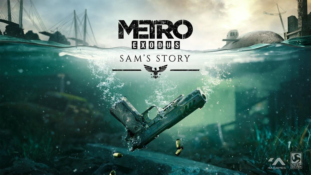 Metro Exodus: История Сэма