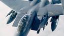 F-15E Strike Eagle Cockpit Video Air Refueling