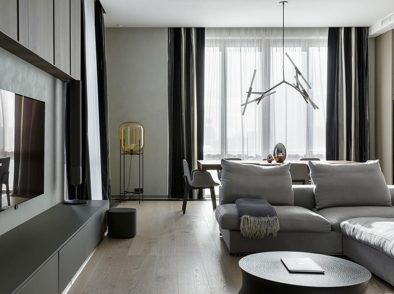 Heut Architects: квартира 269 кв.
