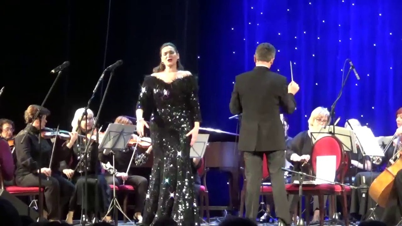Новогодний гала концерт Концертный зал 10 01 2020 г часть 2 вид 2103