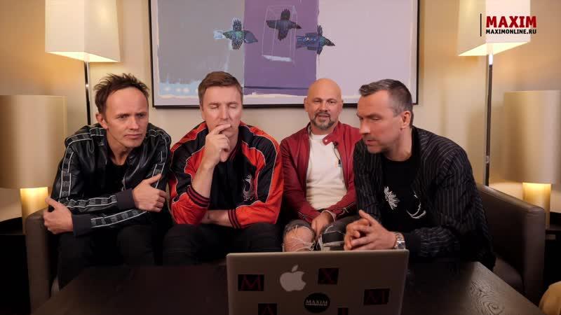 Видеосалон Maxim: BrainStorm смотрит клипы групп из стран бывшего СССР