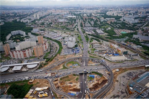 Пропуск для поездки по МКАДу Москва