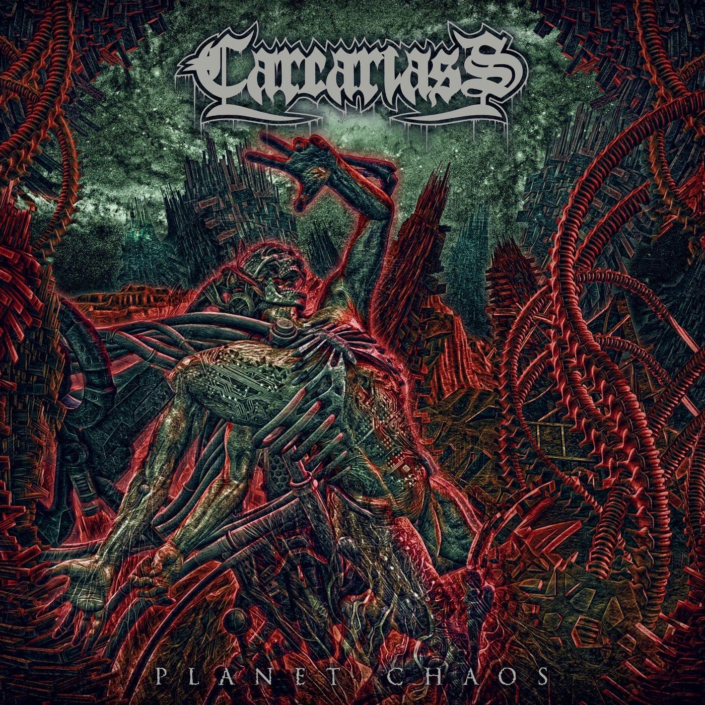 Carcariass - Planet Chaos