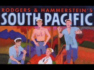 South Pacific Broadway(Kelly Ohara,Mettew Morisson)2008 год