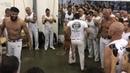 Roda Aula Mestre geben capoeira nago Brasil 2019 primera parte