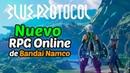 BLUE PROTOCOL Nuevo RPG Online Multijugador de Bandai Namco