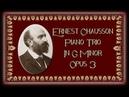 Chausson - Piano Trio In G Minor, Opus 3