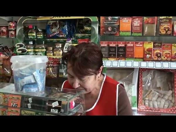 Curaj.TV - Evaziune fiscală si emotii la o alimentară de la Durlesti