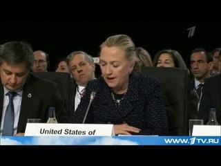 Хиллари Клинтон  США не допустят воссоздания СССР