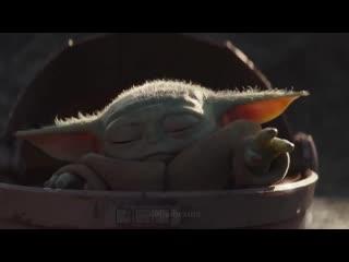 baby yoda fancam