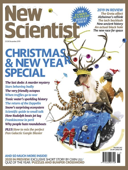 New Scientist International Edition - 12.21.2019