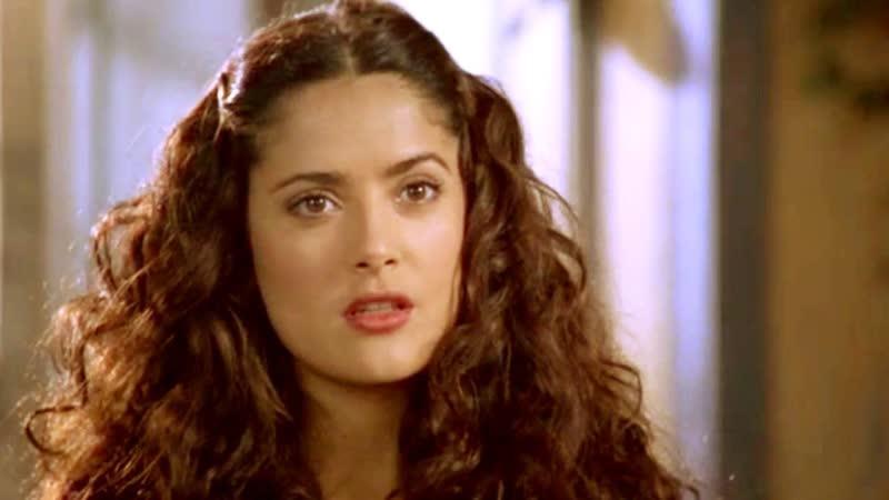 Фрагмент из фильма «Беглецы» с Сальмой Хайек (1996)