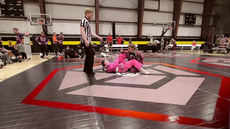 Livia Newkirk - Submission Challenge Indianapolis July 27, 2019, / Jiu-Jitsu