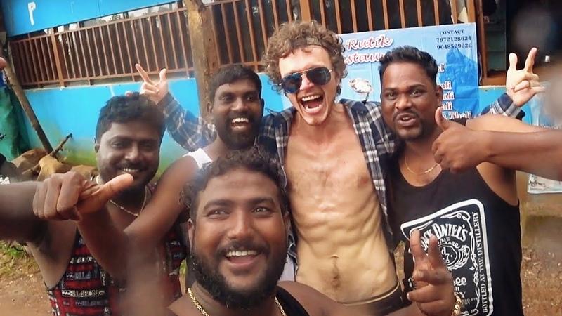 Первые туристы в Гоа когда откроют границы с Индией Тест драйв бонга с Амазона и Шавуха для пса