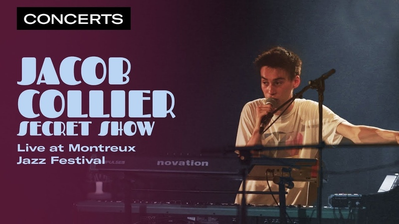 Jacob Collier On Broadway George Benson Live at Montreux Jazz Festival NOW ON QWEST TV