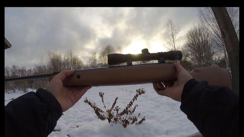Обзор винтовки crosman optimus r8 c01k77x Выбор пневматики для новичка