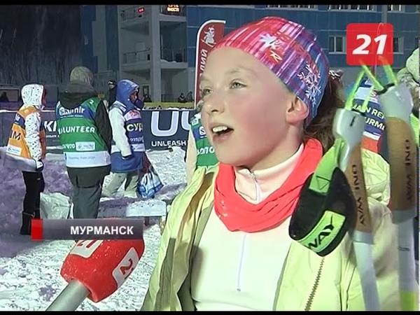 интервью Мурманской телекомпании ТВ-21
