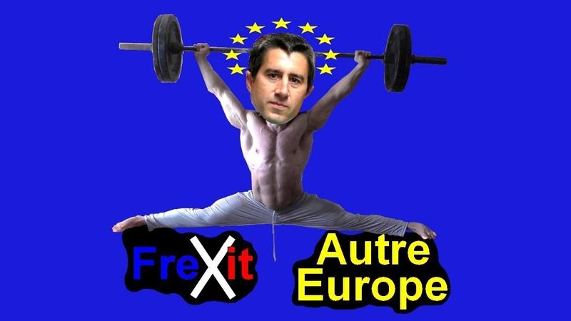 François Ruffin, l'imposteur qui retourne sa veste sur l'UE