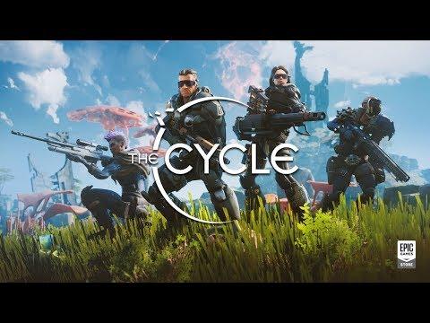 The Cycle ИГРАЮ С ДРУГОМПЕРВЫЙ СТРИМ