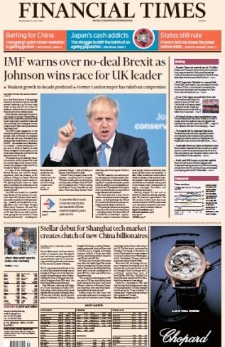 Financial Times Europe - 24