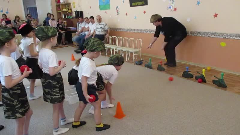 мастер класс в 51 детском саду Спортивно музыкальное развлечение Один день в Армии 6 02 20 0557 смотреть онлайн без регистрации