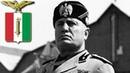 Italian Social Republic (1943–1945 ) Patriotic Song Uomo Ragno Canzone della pizza