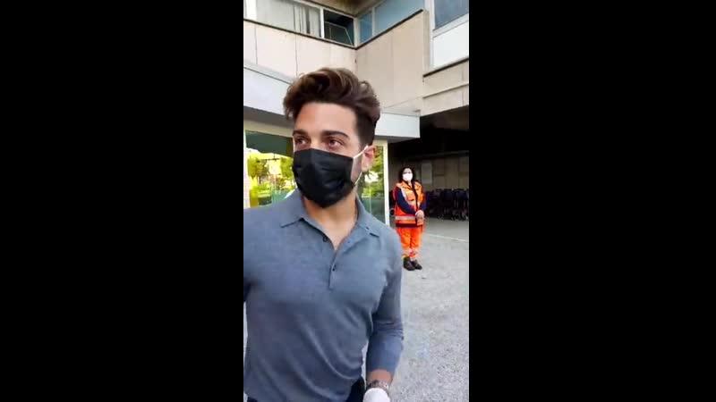 Gianluca Ginoble Ospedale San Liberatore di Atri 11 05 20