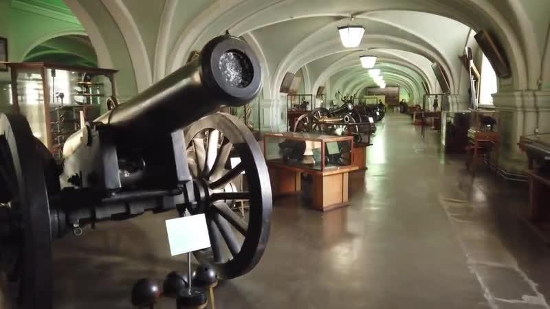 Невероятные музейные экспонаты и тайны артиллерии прошлого