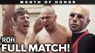 [#My1] Bryan Danielson vs Low Ki vs Christopher Daniels: First ROH Main Event! FULL MATCH