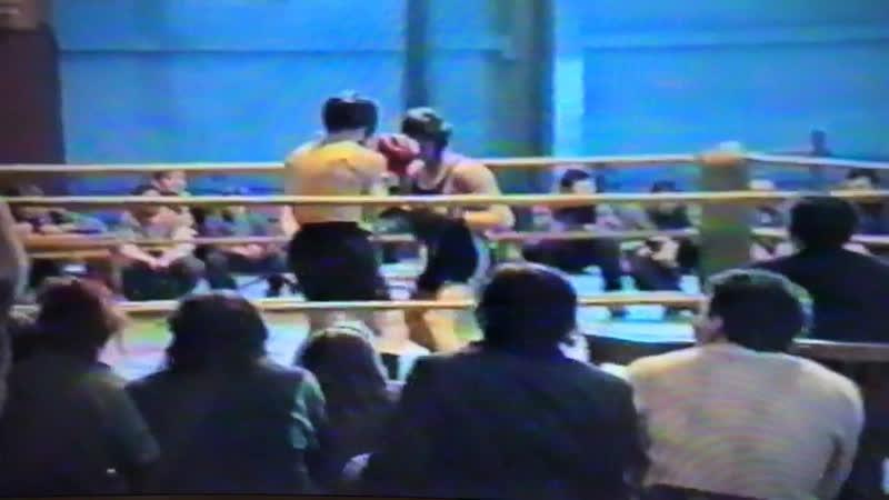 Мой последний бой на ринге 😉 прошлый век 😂95 года в Норильске